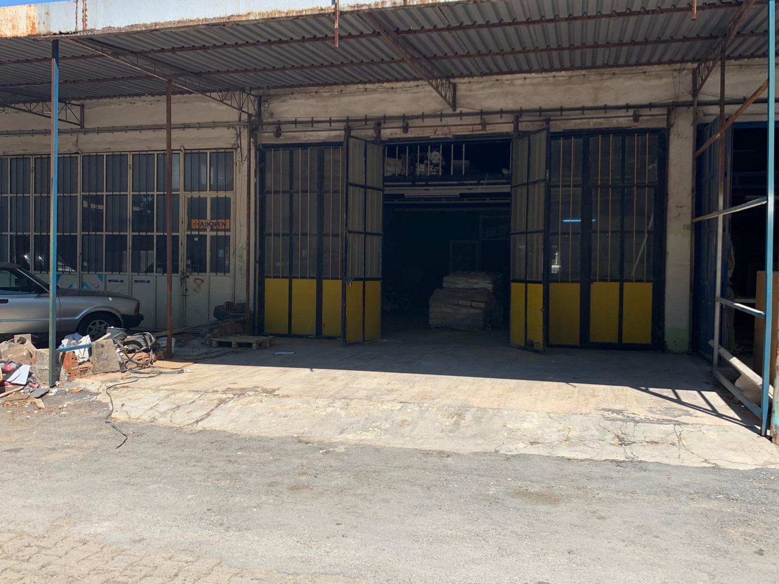 Muğla Sanayi Sitesinde Satılık Dükkan